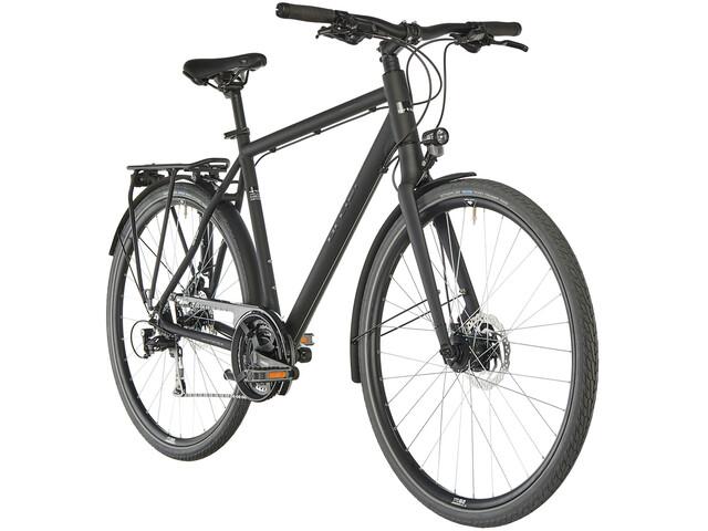 Ortler Saragossa Trekkingcykel sort (2019) | City